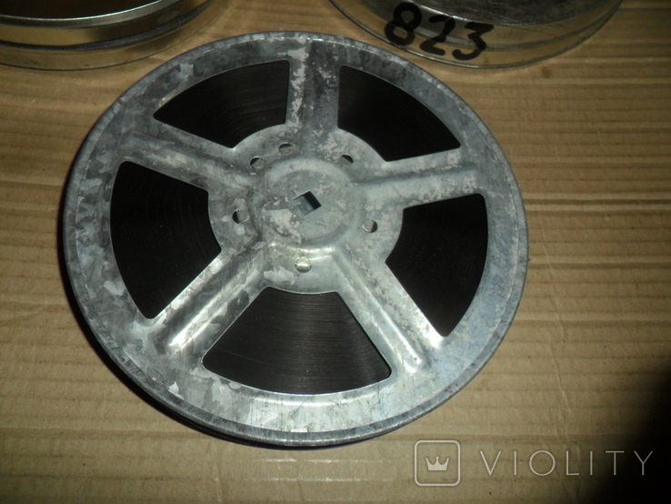 Кинопленка 16 мм кинопособие Производство сортового стального проката, фото №3