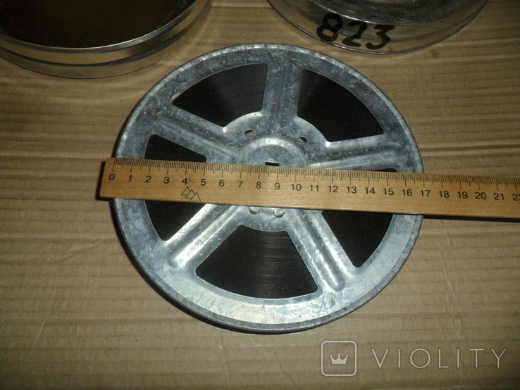 Кинопленка 16 мм кинопособие Производство сортового стального проката, фото №4