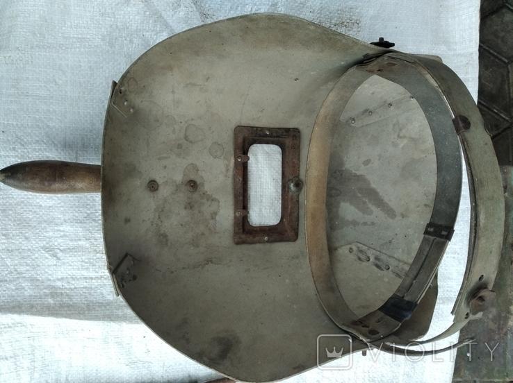 Маска сварщика, держатель ссср, фото №7
