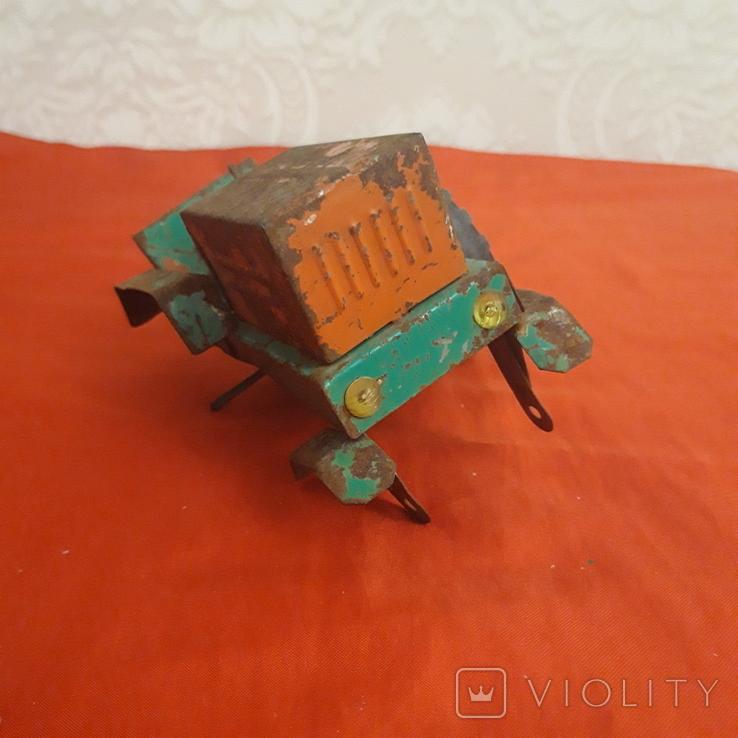 Трактор игрушка СССР, фото №3