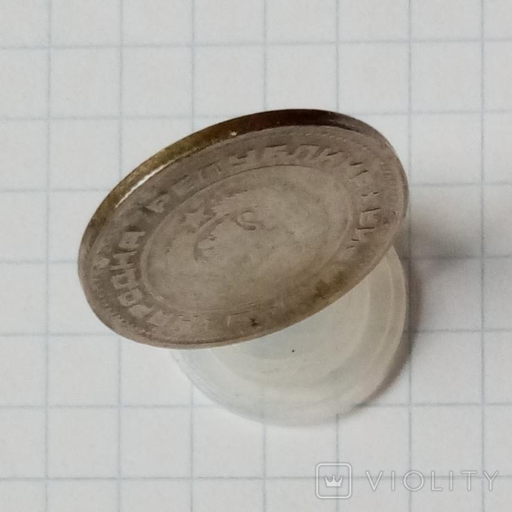 20 стотинок 1989г Болгария, фото №4