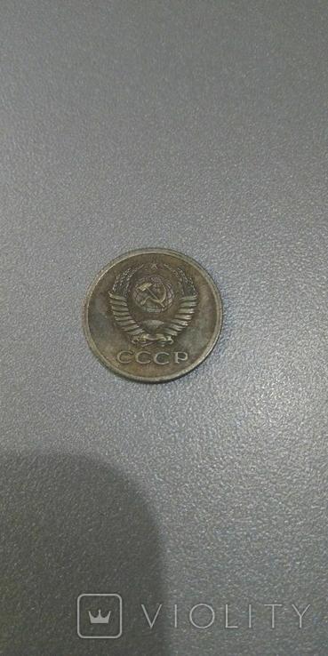 2 копейки 1953 звезда над номиналом копия пробной монеты СССР, фото №3