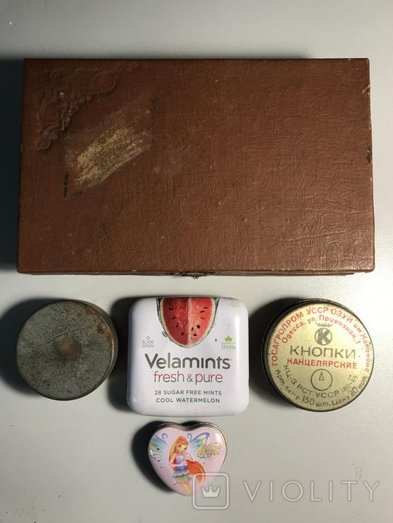 Картонная коробочка и бонус, фото №2