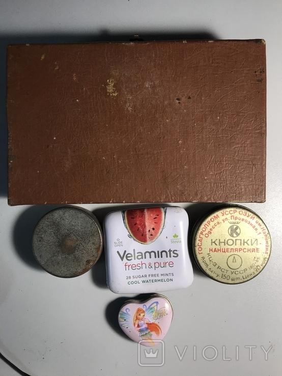 Картонная коробочка и бонус, фото №7