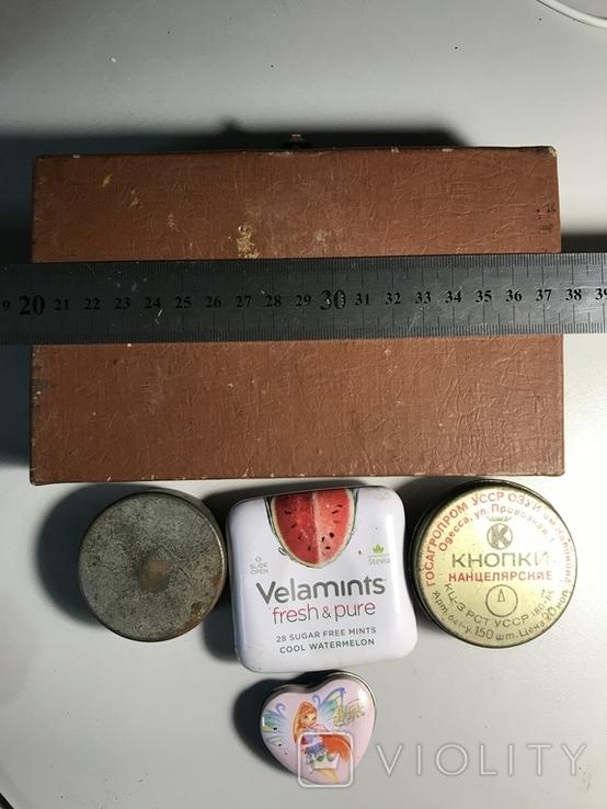 Картонная коробочка и бонус, фото №8