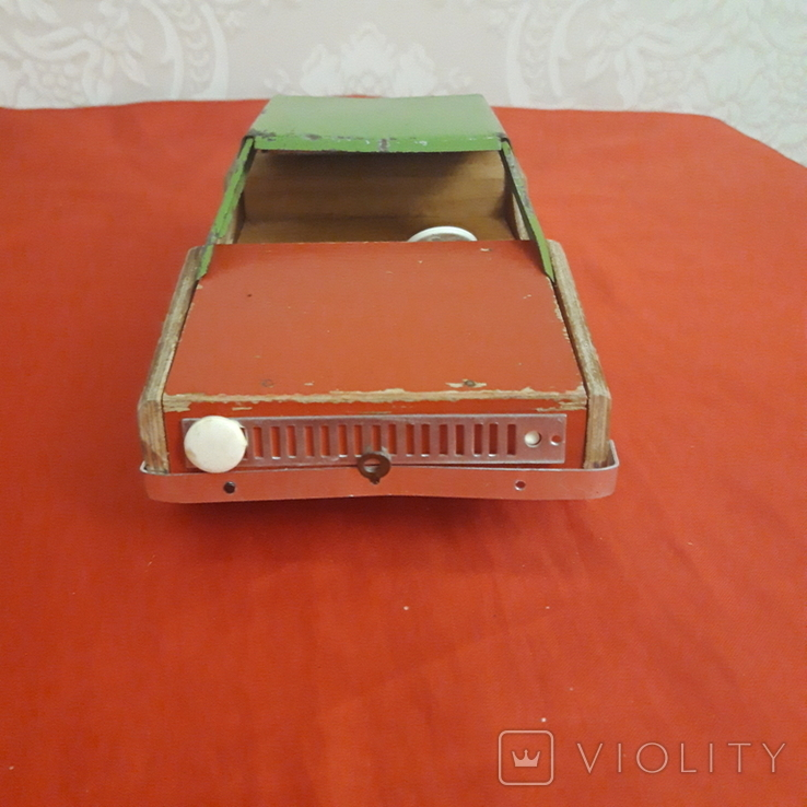 Машинка игрушка СССР., фото №5