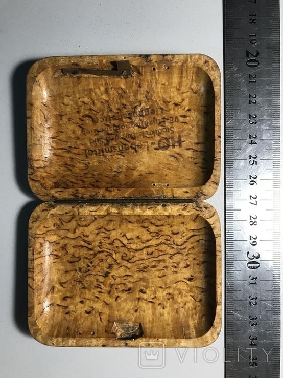 Немецкая коробочка, фото №7