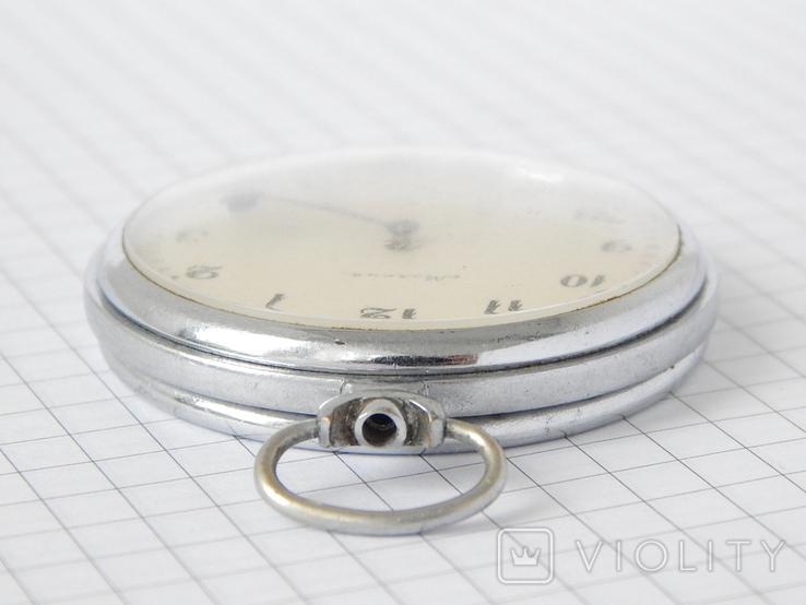 """Часы карманные """"Молния 3602"""" СССР (на ремонт)., фото №8"""