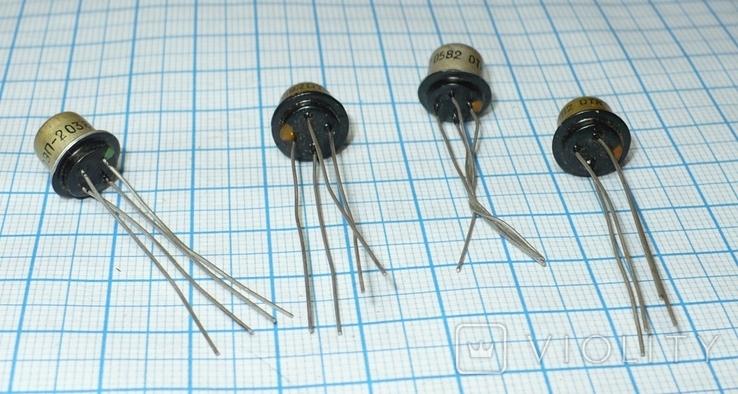 ОЭП-2. Оптопара резисторная., фото №3