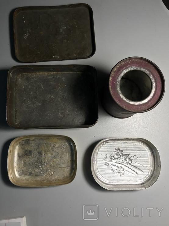 Коробочки разные, фото №4