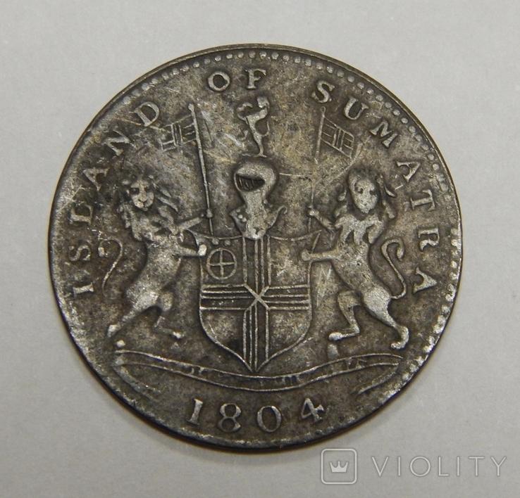 1 кепинг, 1804 г Суматра, фото №3