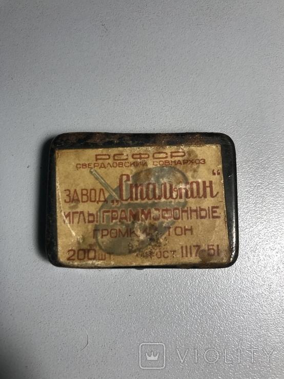 Коробочка с под игл, фото №2
