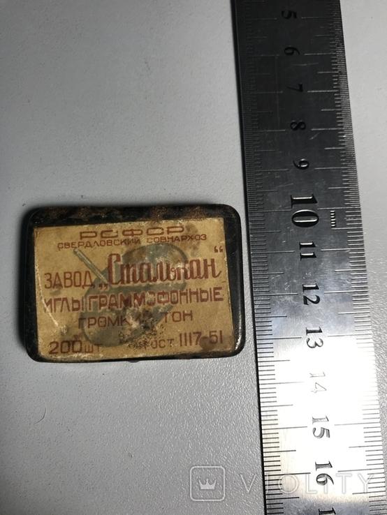 Коробочка с под игл, фото №4
