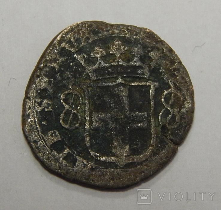 Монета средневековой Европы, 1611 г, фото №2
