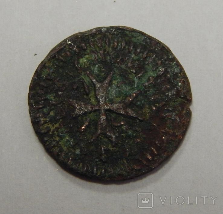 1 грано, 1744 г Мальта, фото №2