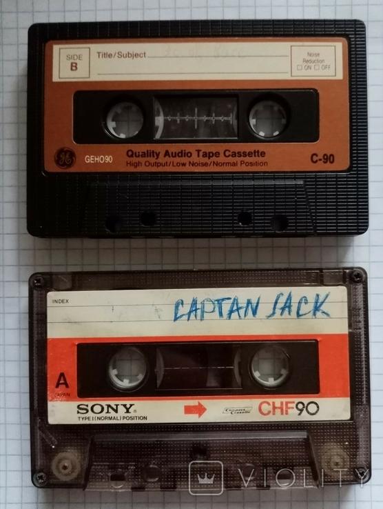 2 Аудиокассеты 90ых, фото №3
