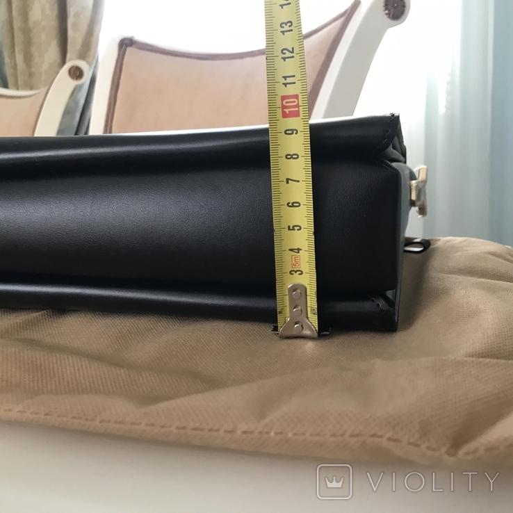 Портфель деловой кожаный, фото №8