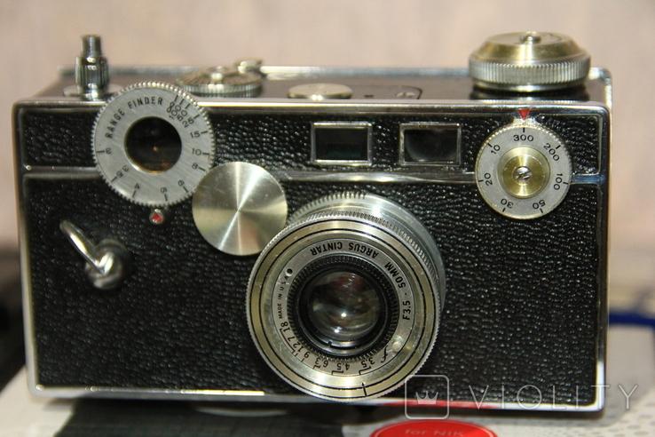 Фотокамера ARGUS C3.