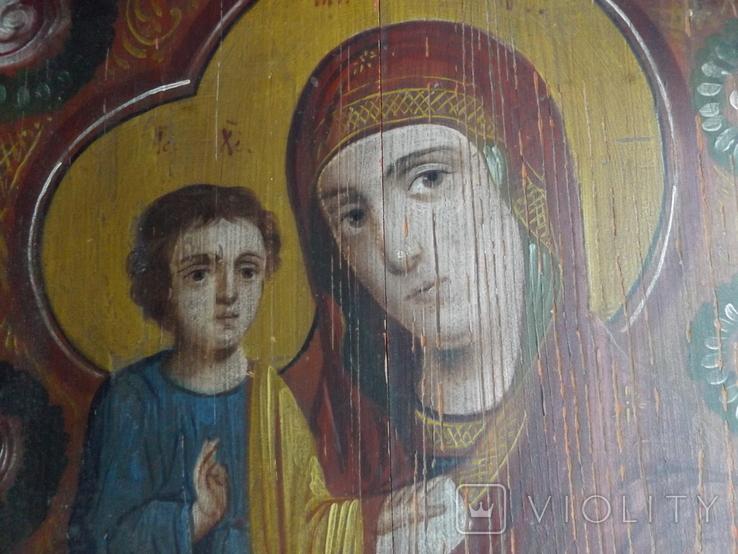Ікона божої матері троєручниці, фото №4