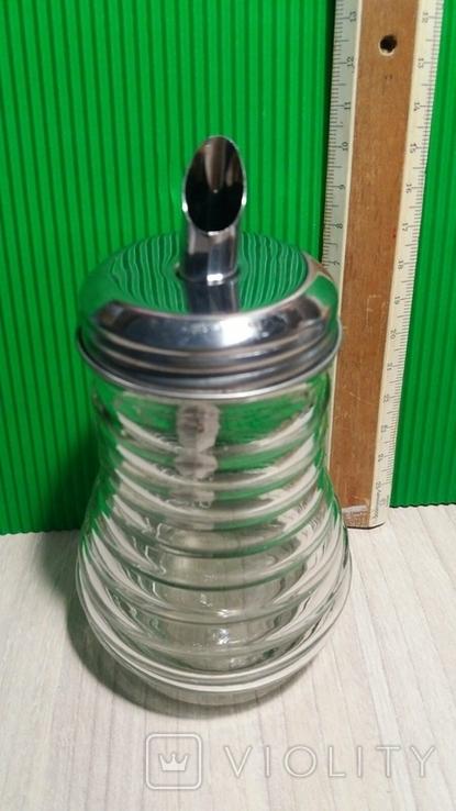 Дозатор для сыпучих продуктов(сахарница, спецовница), фото №3