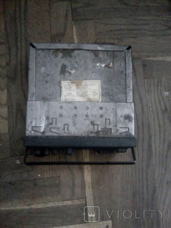 Радіодеталі нові реостати нові новий набір і магнітофон, фото №3