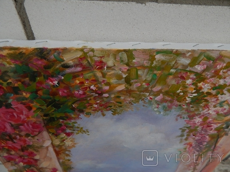 """Garden"" 40 x 60 ( 2018), фото №6"