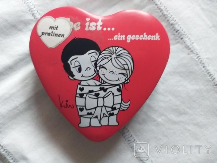 Love is коробочка, фото №2