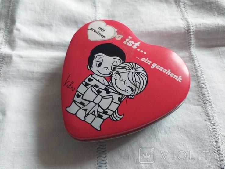 Love is коробочка, фото №3