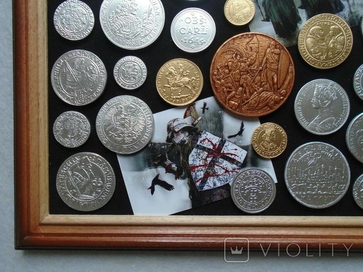 Середньовічні талери. Копії., фото №4