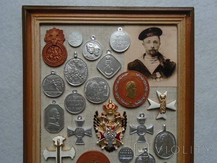 Ордена та медалі царської Росії. Копії., фото №4