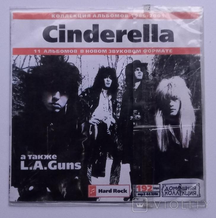 Cinderella  L. A. Guns. MP3. самиздат., фото №2