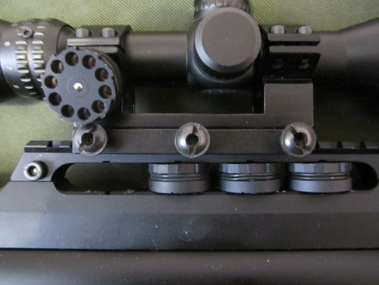 Пневматическая винтовка Эдган Матадор стандарт. Буллпап.Кал. 6.35, фото №5