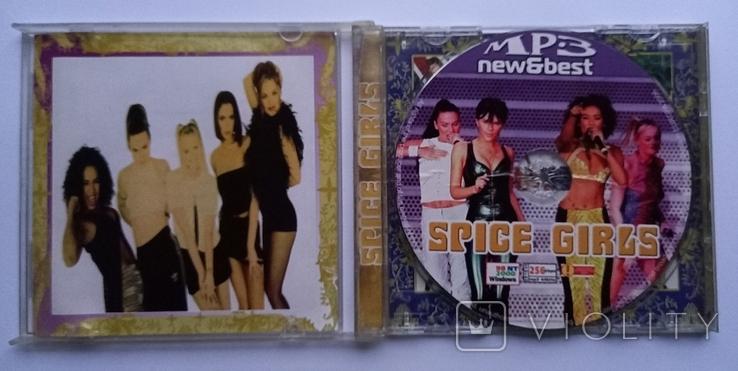 SPICE GIRLS. MP3., фото №4
