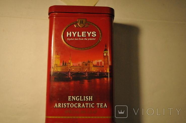 Коробочка английского листового чая, фото №2