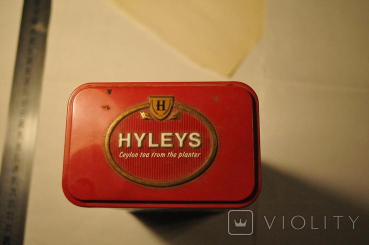 Коробочка английского листового чая, фото №4