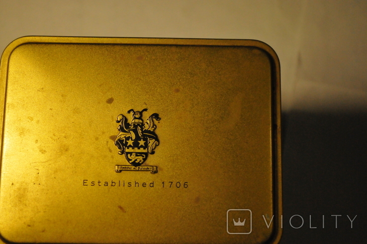 Коробочка английского чая, фото №3