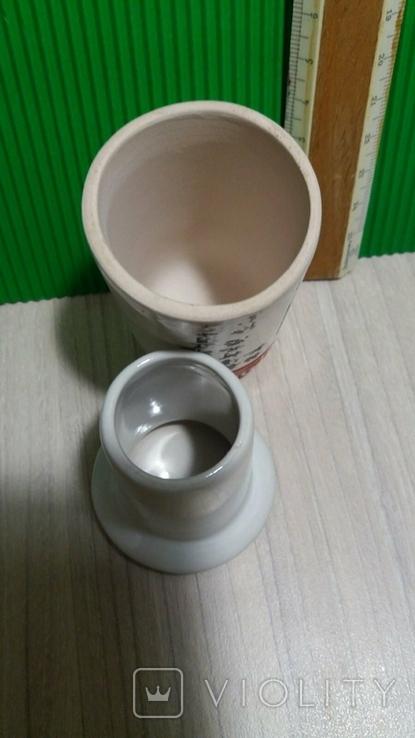 Керамическая подставка для зубочисток, фото №4