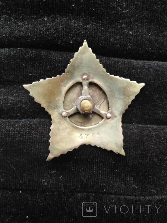 Орден Суворова 2-ой степени, копия, фото №3