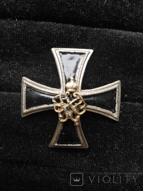 Полковой знак егерьского полка, копия, фото №3