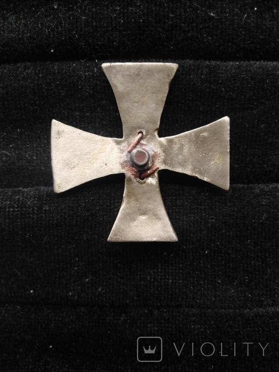Полковой знак егерьского полка, копия, фото №4