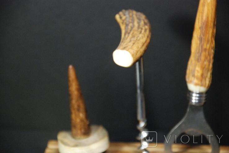 Кухонный набор кость, фото №6
