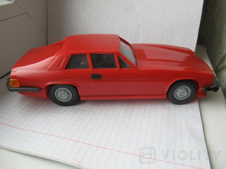 Ягуар. Инерционная модель-игрушка 1/25 масшт., фото №4
