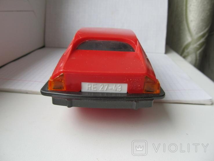 Ягуар. Инерционная модель-игрушка 1/25 масшт., фото №6