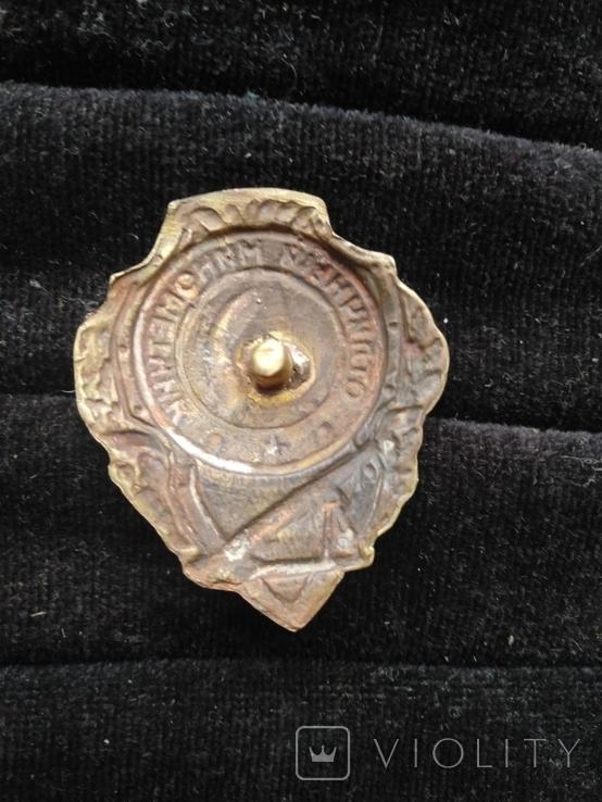 Знак отличный минометчик, копия, фото №3