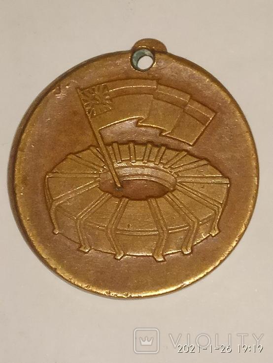 Медаль за метания дисков, фото №3