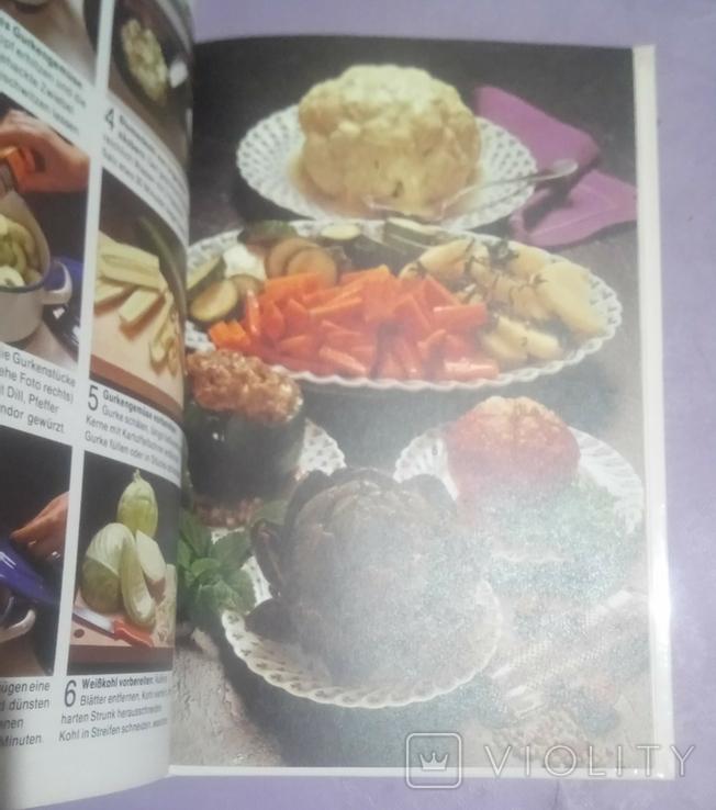 Burda Кулинарные рецепты сто на немецком 1989г., фото №5