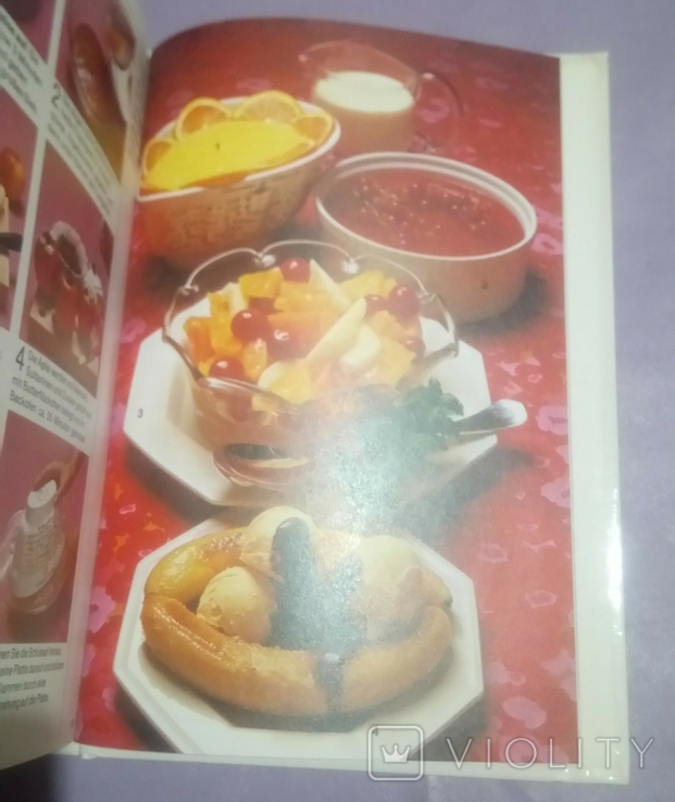 Burda Кулинарные рецепты сто на немецком 1989г., фото №6