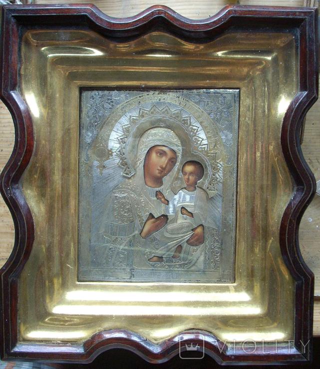 Икона Богородица Тихвинская, 84
