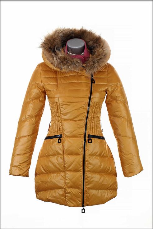 Куртка пуховик Mark Pivots. Зиме вдогонку, весне навстречу. Натуральный пух и мех., фото №3