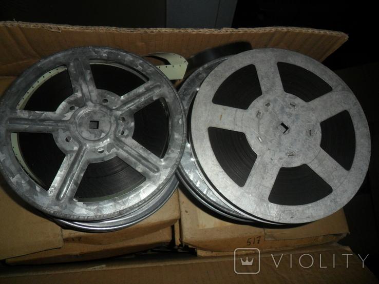 Кинопленка 16 мм 10 штук в лоте №2, фото №3